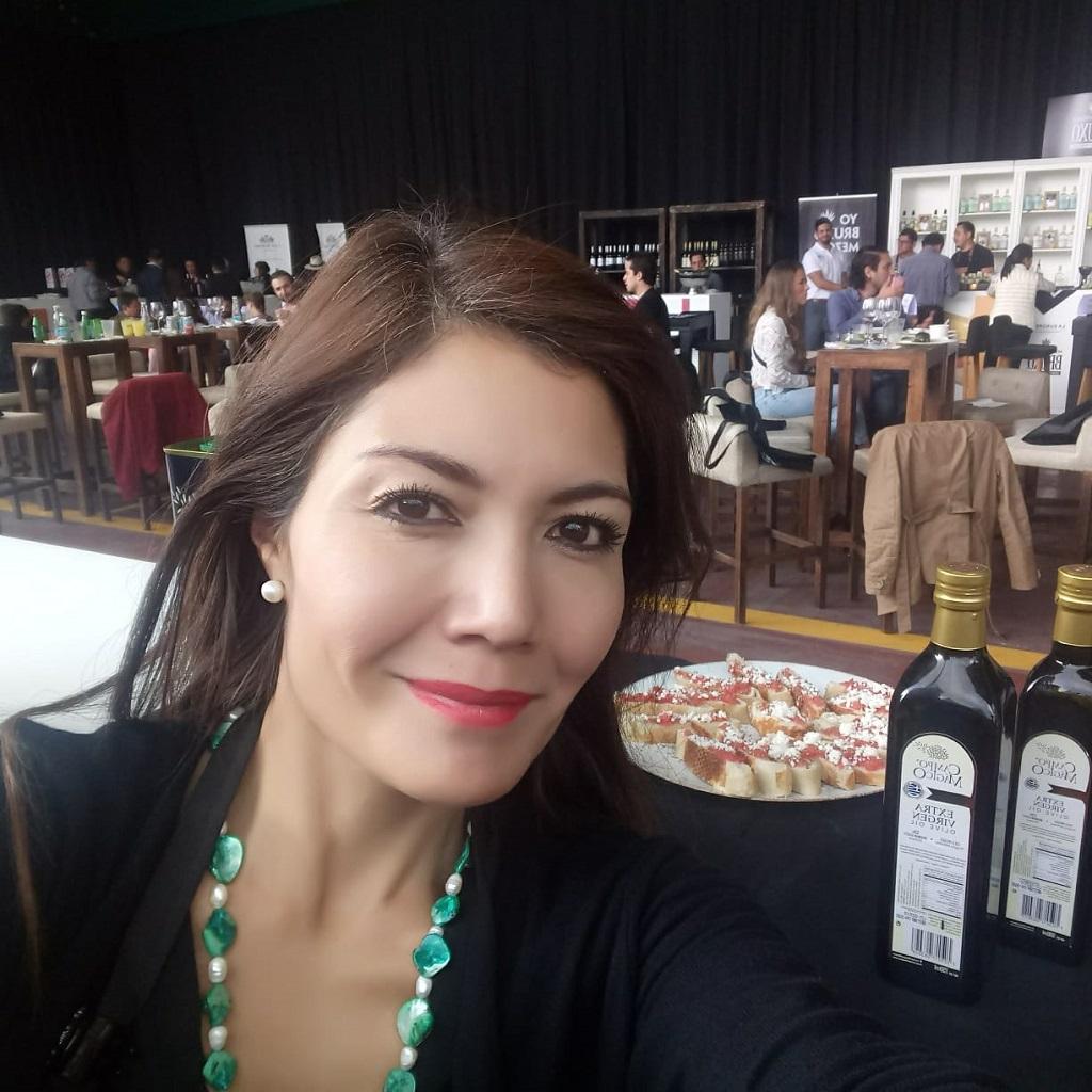 Claudia Ruiz de Campo Mágico