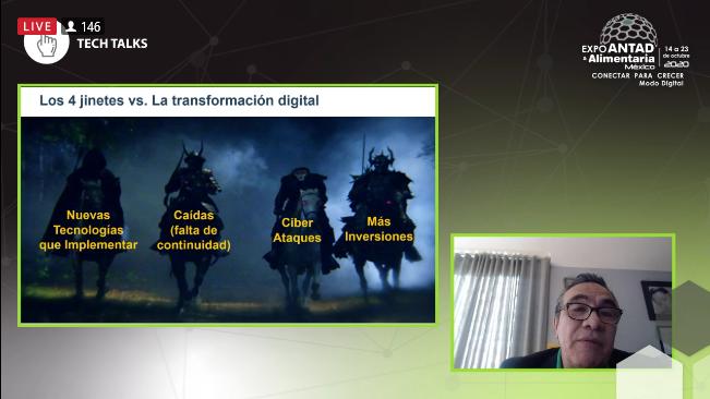 Ulises Castillo, fundador y director de Scitum de Telmex