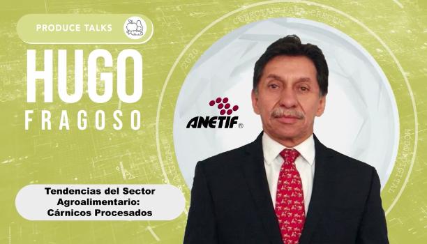 Hugo Fragoso de ANETIF
